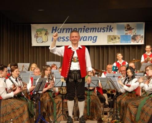 Konzert Harmoniemusik Nesselwang