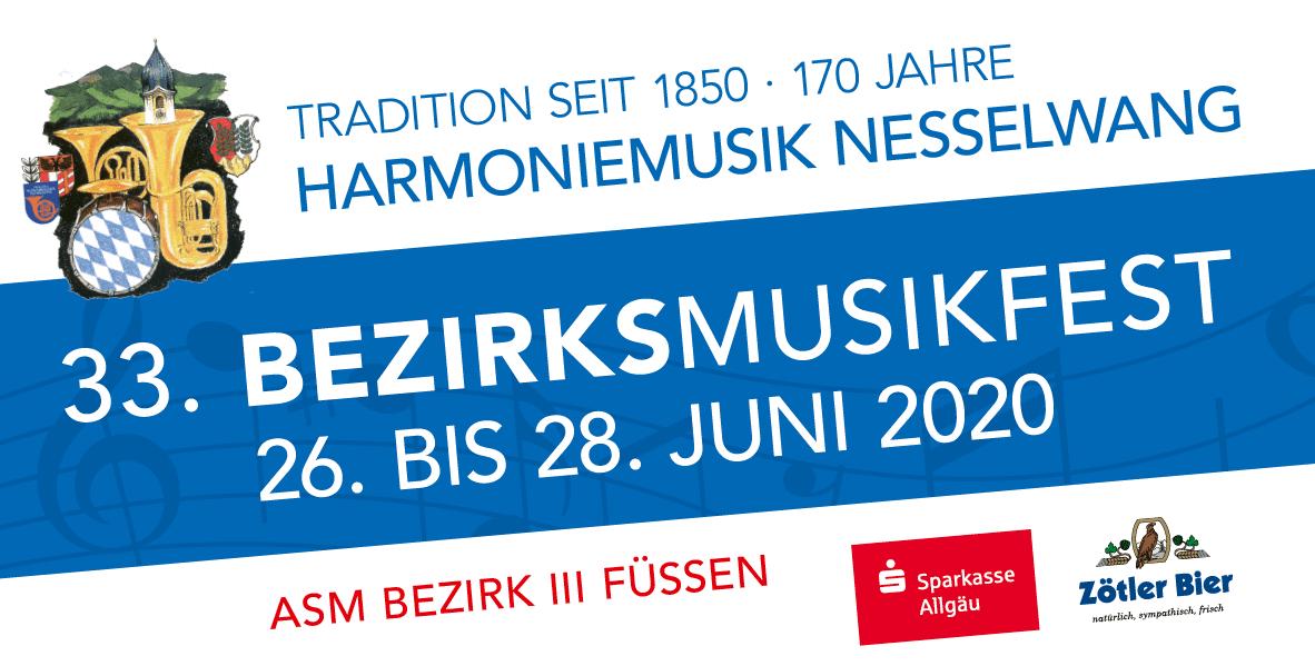 Harmoniemusik Nesselwang